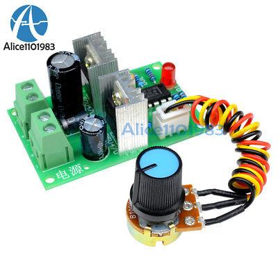 12V-36V Pulse Width PWM DC Motor Speed Regulator Controller Switch 12V 24V 3A AL