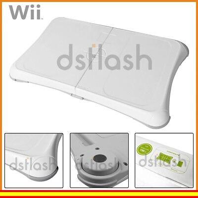 Tabla Wii Fit Compatible Blanca de Equilibrio Balance Board Color Blanco