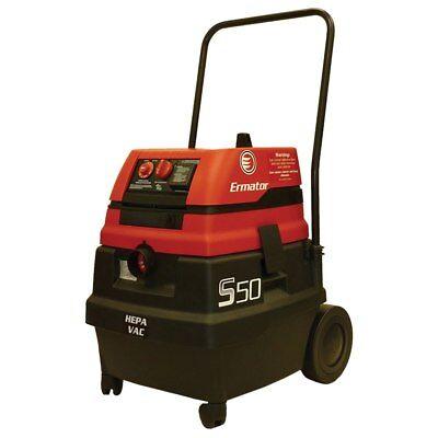 Ermator S50 14 Gallon Wetdry Self-cleaning Hepa Vacuum - 200800094a