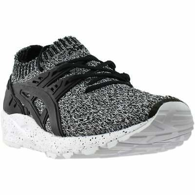 ASICS GEL-Kayano Trainer Knit  Casual Training Stability Shoes Black Mens - Size