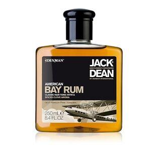 JACK-DEAN-BAY-RUM-classico-capelli-tonico-250ml