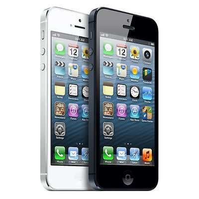 Apple iPhone 5 - 16GB 32GB 64GB - Unlocked - Smartphone