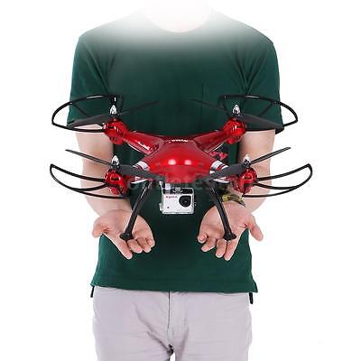 Syma X8HG Quadcopter Drone 2.4G 8.0MP Camera Barometer Height Headless Y9H3