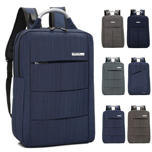 "Anti-theft Men Women Waterproof 15.6"" Laptop Backpack Travel"