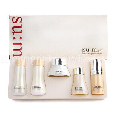 [SU:M37] Secret Special Gift Set 5 items Anti Aging Wrinkle SUM37