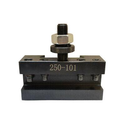 6-12 Axa Quick Change Cnc Tool Post 1turning Facing Holder 250-101