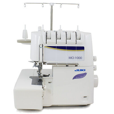 Juki MO-1000 Easy Threading Overlocker Serger Sewing Machine