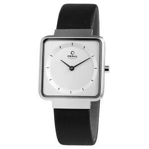 OBAKU Denmark Damen Armbanduhr Uhr V139LCIRB UVP 124,-€ !!! TOP ANGEBOT !!!