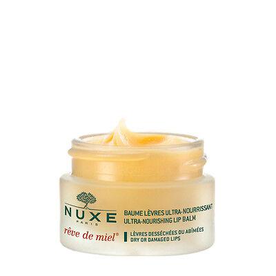 NUXE Reve De Miel Ultra-Nourishing Lip Balm 15g / 0.52oz