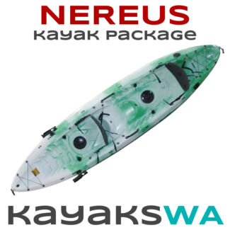 Winter Sale | NEW Nereus Double / Triple Kayak Midland Swan Area Preview