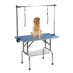 folding grooming table ebay rh ebay co uk