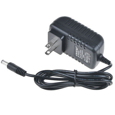 AC Adapter Charger for Plustek OpticFilm 7200 7200