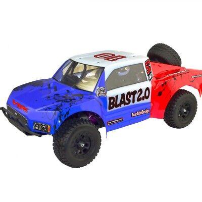 VRX Racing 1:10 OCTANE BLAST Short Course Truck RC 4WD Baja Trophy RH1043SC 4x4 (Octane Shorts)