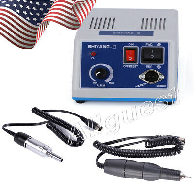Dental Lab Marathon Micro Motor Polishing Machine 35krpm Polishing Handpiece