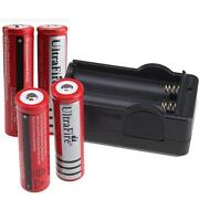 18650 Battery and Charger