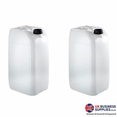 WATER STORAGE CONTAINERS 10 LTR LITRE CARRIER TAP SPOUT FOOD GRADE JERRY CAN