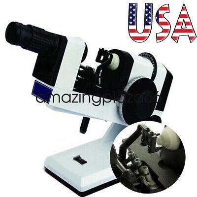 Manual Lensmeter Lensometer Focimeter Optometry Machine 220v 110v - 6v Dc3v