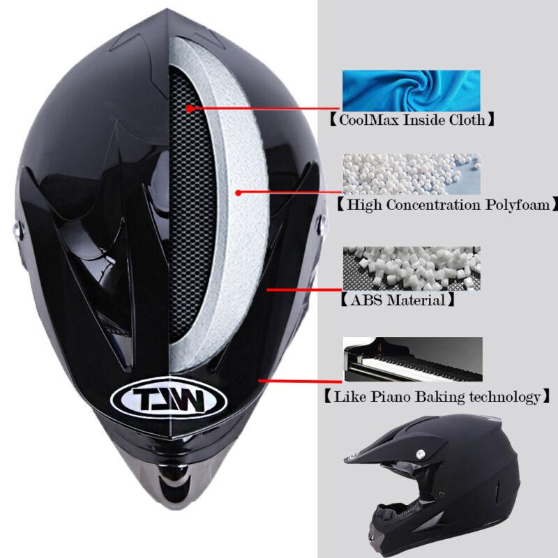 Dot Adult Dirt Bike Atv Motocross Motorcycle Utv Full Face