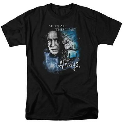 Severus Snape After All This Time? Always. Harry Potter Men's Adult T-Shirt (Harry Potter After All This Time Always)
