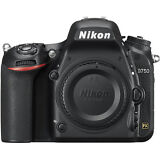Nikon D750 DSLR 24.3MP HD 1080p FX-Format Digital SLR Camera (Body Only) Refurbi