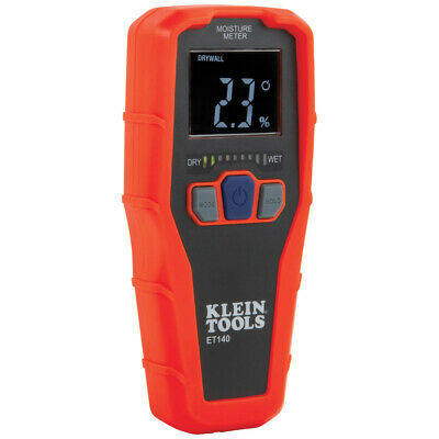 Klein Tools Et140 Pinless Moisture Meter