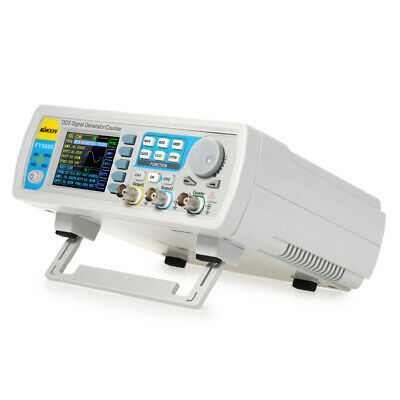 Fy6800 60mhz Precision Digital Dds Dual-channel Function Signal Generator