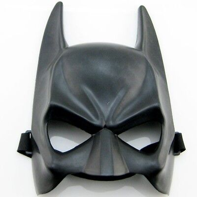 Batman Maske Fasching Karneval Halloween Kostüm horror Party Dark knight (Batman Halloween Maske)