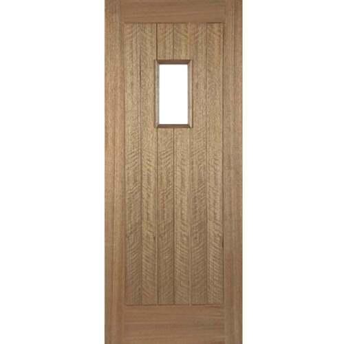 Mobile Home Cottage Door: External Hardwood Doors HILLINGDON Cottage Front Door