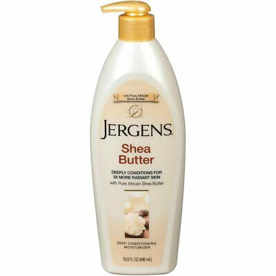 Jergens Shea Butter Oil Infused Enriching 24 hour moisturizer 496ml