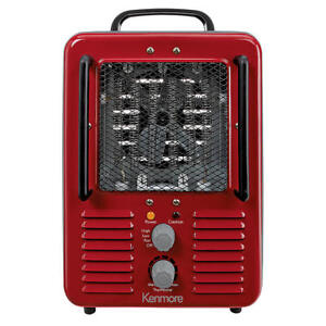 NEW Kenmore Milk house Heater Red 95017