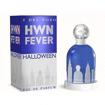 Halloween Fever by J.Del Pozo Women Perfume 3.4oz Eau De Parfum Spray NIB Sealed - Halloween Fever Perfume