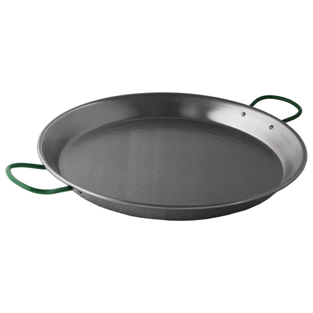 Premium Paella Grillpfanne (55cm, bis zu 16 Personen) Original aus Spanien