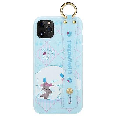 Sanrio Genuine Cinnamoroll hand strap Ring Case Cover Apple iPhone 11 Pro MAX S