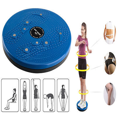 Twist Waist Torsion Body Massage Board Aerobic Foot Exercise Fitness Twister