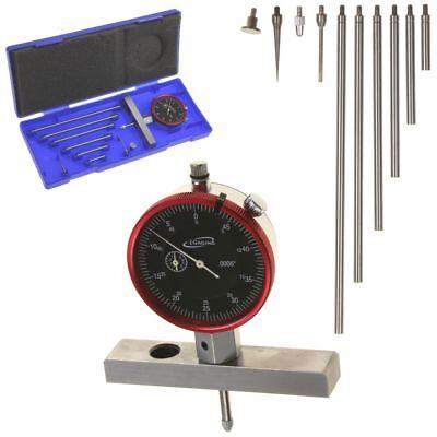 """iGaging Depth Gauge Dial Indicator Measuring Range 0-22""""/0.0005"""" 400-D68"""