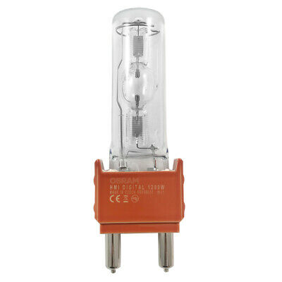 OSRAM HMI Digital 1200watt 100v G38 base 6000K Metal Halide bulb