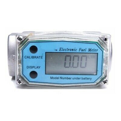 Liquid Turbine Flow Meter High Accuracy Digital Diesel Oil Fuel Flow Meter