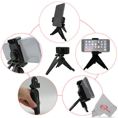 Vivitar Vlogging Compact Selfie Video Tripod Stand for Smart Phone Iphone Camera