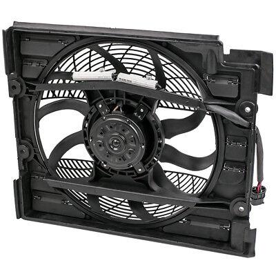 AC Condenser Cooling Fan Radiator Assembly fit BMW E39 528i 540i M5 - Bmw 540i Fan