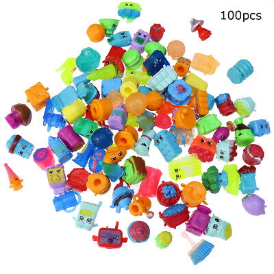 100pcs Figure Doll Gifts Season 1 2 3 4 5 6 7 For Kids Replace shopkins