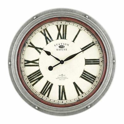 18-Inch Antique Roman Clock