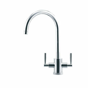 FRANKE OLYMPUS MONO MIXER KITCHEN TAP CHROME (97195)