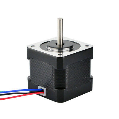 Us Ship Nema 17 Stepper Motor Bipolar 2a 64oz.in 42x42x40mm 4 Wires Cnc Robot