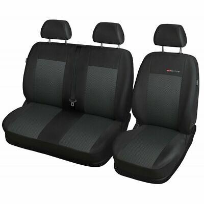 Caravelle 1+1 Sitze 901 MAß Schonbezüge Sitzbezüge VW T5 T6 TRANSPORTER