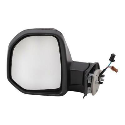 For Citroen Berlingo Van 1996-2008 Electric Wing Door Mirror Black Left NS