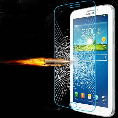 Tempered Glass Screen Protector Film For Samsung Galaxy Tab 3 7.0″ SM-T210/p3200 Computers/Tablets & Networking