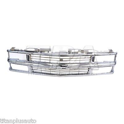 New Front GRILLE for Chevy Suburban,Blazer Tahoe GM1200463