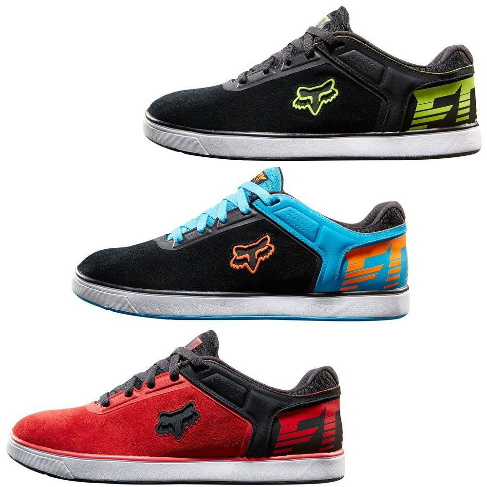 fox racing motion transfer mens shoes ebay