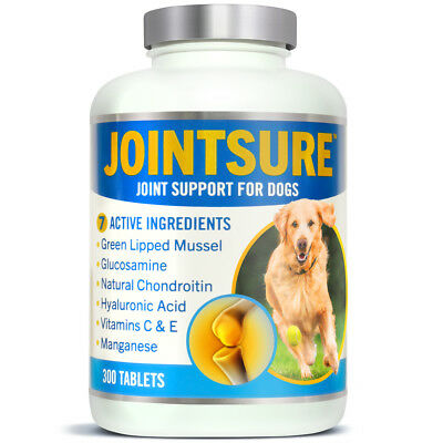 JOINTSURE Dog Joint Supplement More Active Ingredients Than The Leading