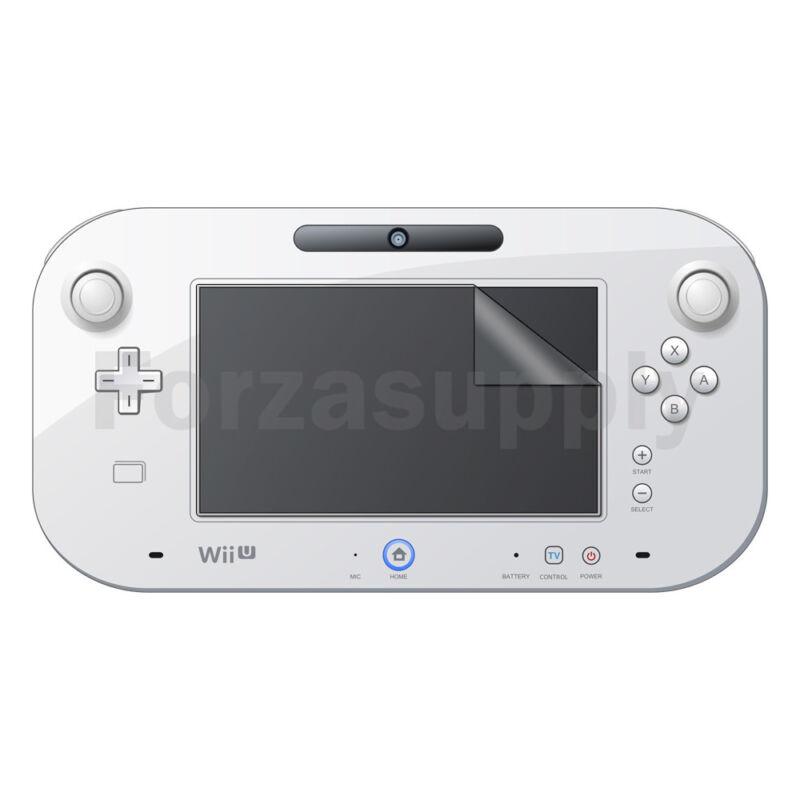 "B2G1 Free LCD Ultra Clear HD Screen Protector for Nintendo Wii U GamePad 6.2"""